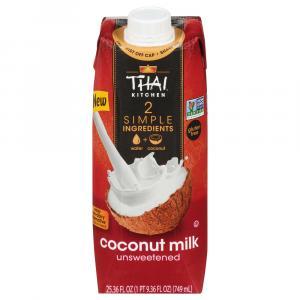 Thai Kitchen Coconut Milk Unsweetened