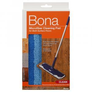 Bona Microfiber Cleaning Pad for Multi-Surface Floors