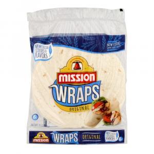 Mission Original Wraps