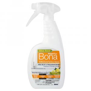 Bona Power Plus Antibacterial Surface Cleaner Lemon Zest
