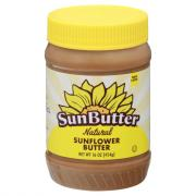Sunbutter Natural Creamy Sunflower Butter