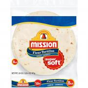 Mission Flour Burrito Tortillas