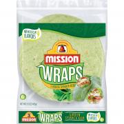 Mission Spinach Wraps
