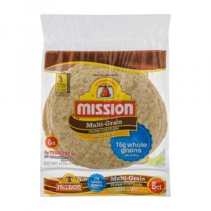 Mission Multi-Grain Flour Tortillas