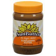 SunButter No Sugar Added Sunflower Butter