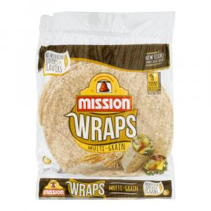 Mission Multi-Grain Wraps