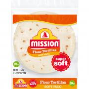 Mission Flour Tortillas