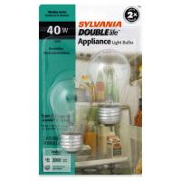 Sylvania 40 Watt Appliance Double Life