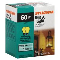 Sylvania 60 Watt Bug A-line