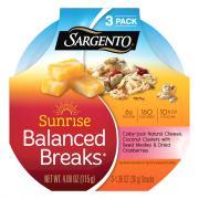 Sargento Sunrise Balanced Breaks Colby Jack, Coconut Cluster