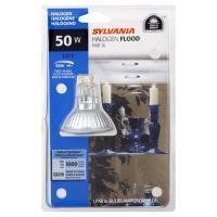 Sylvania 50 Watt Halogen Flood Bulb