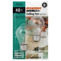 Sylvania 40 Watt Fan A15 Double Life