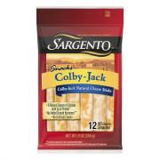 Sargento Colby Jack Cheese Sticks