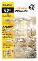 Sylvania 60 Watt Decor Candle Double Life