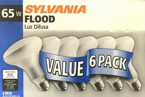 Sylvania 65w Indoor Flood Light