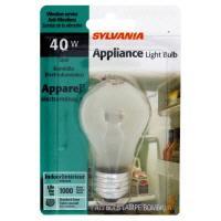 Sylvania 40-watt Appliance Frosted Light Bulb
