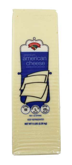 Hannaford White American Cheese