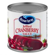 Ocean Spray Jellied Cranberry Sauce