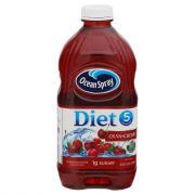 Ocean Spray Diet Cranberry Cherry