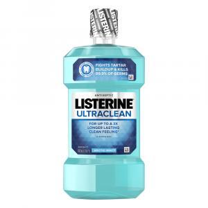 Listerine Ultraclean Arctic Mint Mouthwash
