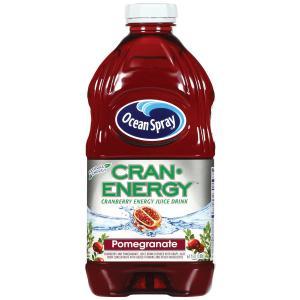 Ocean Spray Cranergy Pomegranate Cranberry Lift Juice Drink
