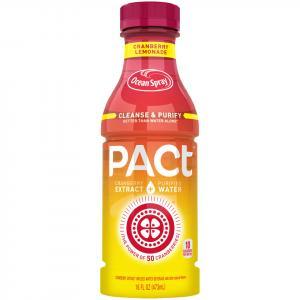 Ocean Spray Pact Cranberry Lemonade