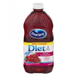 Ocean Spray Diet Cran-Raspberry Juice