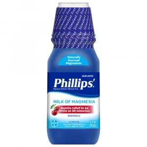 Phillips' Cherry Milk of Magnesia