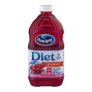 Ocean Spray Diet Cranberry Spray Juice Beverage