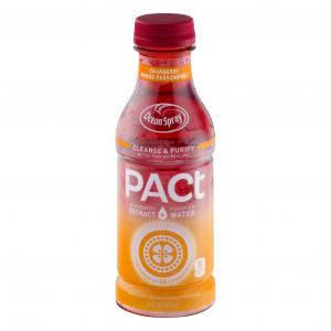 Ocean Spray Pact Cranberry Mango Passionfruit Water