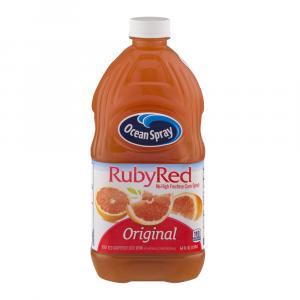 Ocean Spray Ruby Red Grapefruit Juice