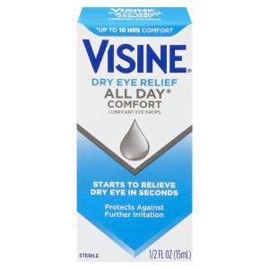 Visine Dry Eye All Day Comfort Eye Drops