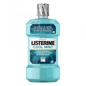 Listerine Cool Mint Mouthwash