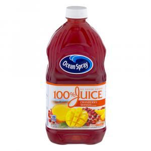 Ocean Spray Cranberry Mango 100% Juice Blend