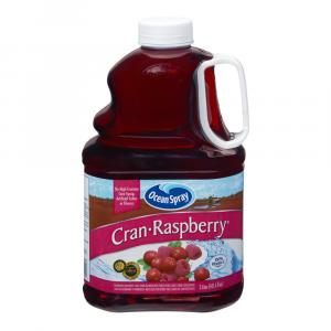 Ocean Spray Cran-raspberry Juice Cocktail