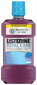 Listerine Total Care Anticavity Icey Mint