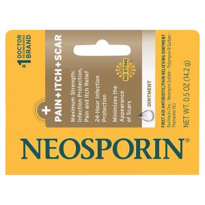Neosporin Pain Itch Ointment