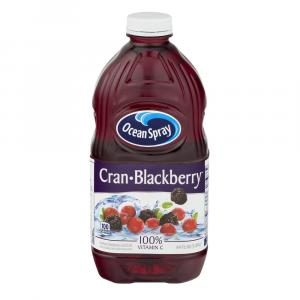 Ocean Spray Cran-blackberry Juice
