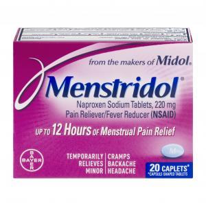 Menstridol 12-hour Menstrual Relief Caplets