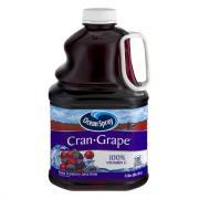 Ocean Spray Cran-Grape Juice Cocktail