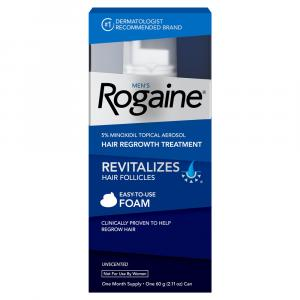 Rogaine Men's Foam