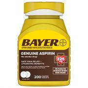 Bayer Asprin 325 MG