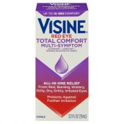 Visine Red Eye Total Comfort Eye Drops