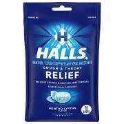 Halls Menthol Cough Drops