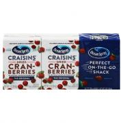 Ocean Spray Craisins Snack Pack