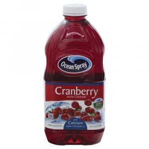 Ocean Spray Cran-Cherry Juice Cocktail w/Calcium