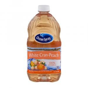 Ocean Spray White Cran-Peach Juice Cocktail
