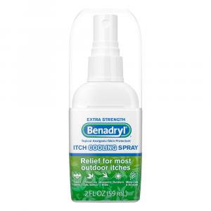 Benadryl Maximum Strength Spray