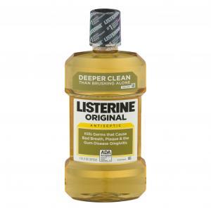Listerine Gold Mouthwash Bonus