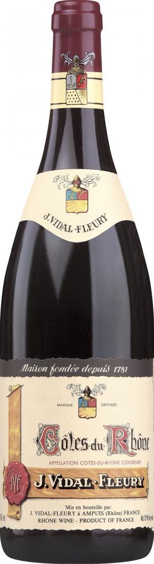 Vidal Fleury Cotes du Rhone